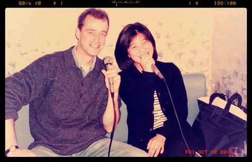 Karaoke in Japan_eh