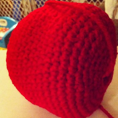 Next! #monster #amigurumi #crochet project
