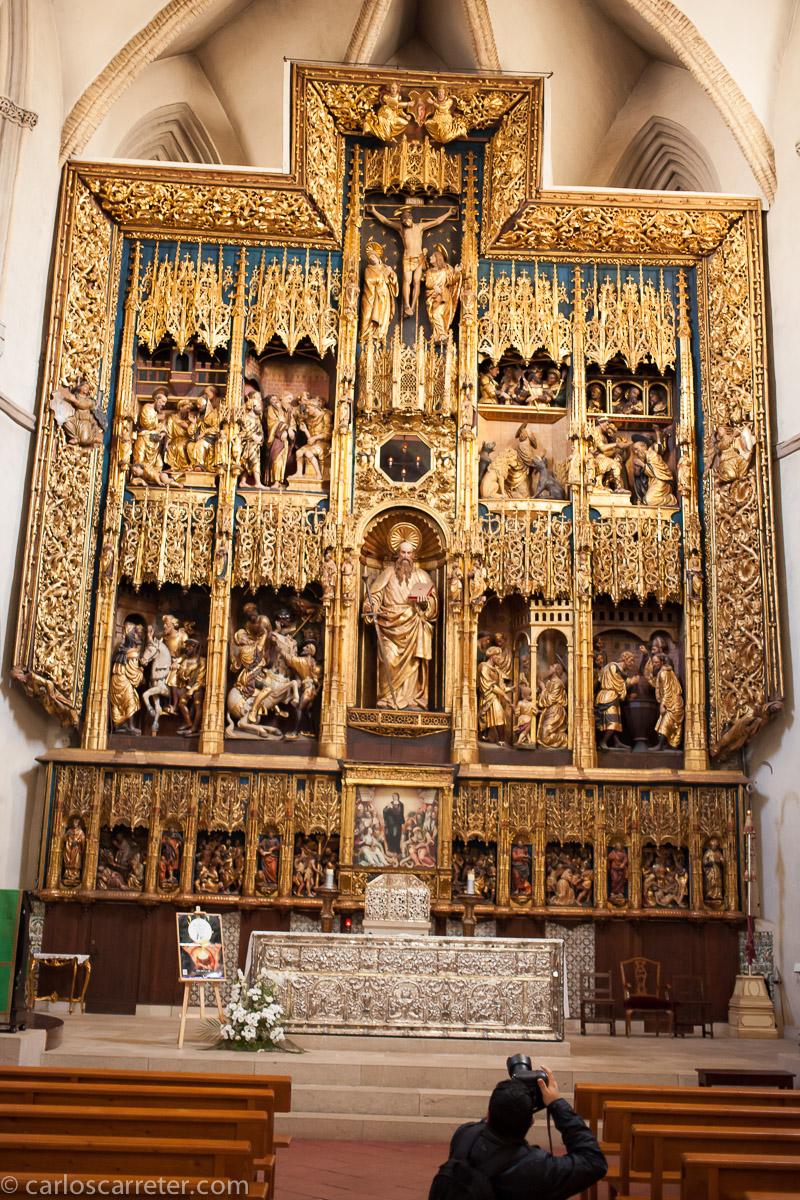 Retablo de Forment (Iglesia de San Pablo)