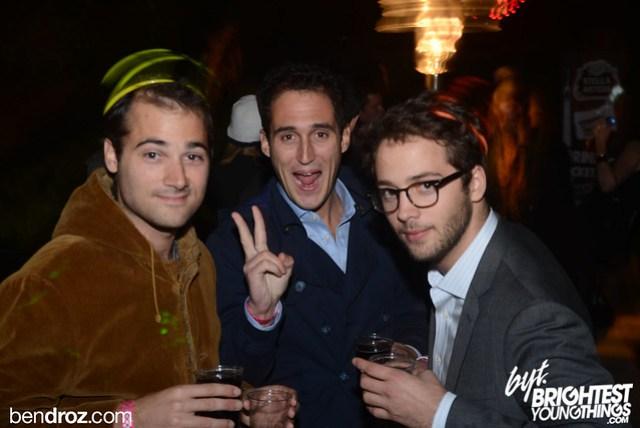 Oct 12, 2012-Kennedy Center Komen 18 - Ben Droz