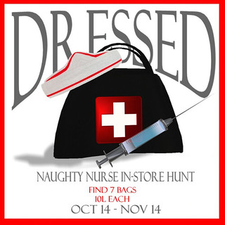 DBL Naughty Nurse 10L Store Hunt