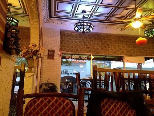 Sharazad Milwauke interior