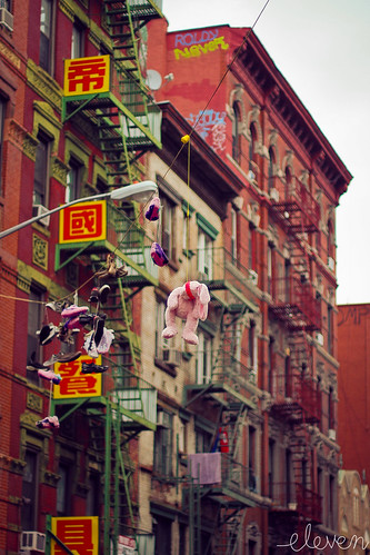 Colorful World by Eleven ~ NYC
