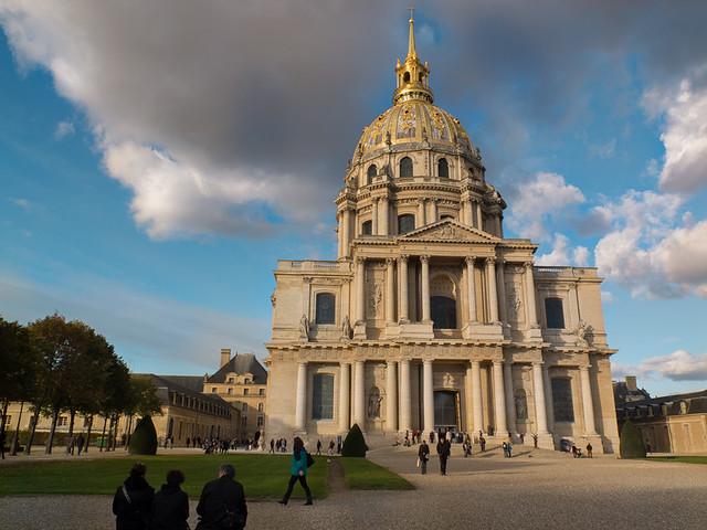 Balade sur Paris