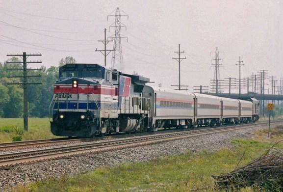 Amtrak Hiawatha Service