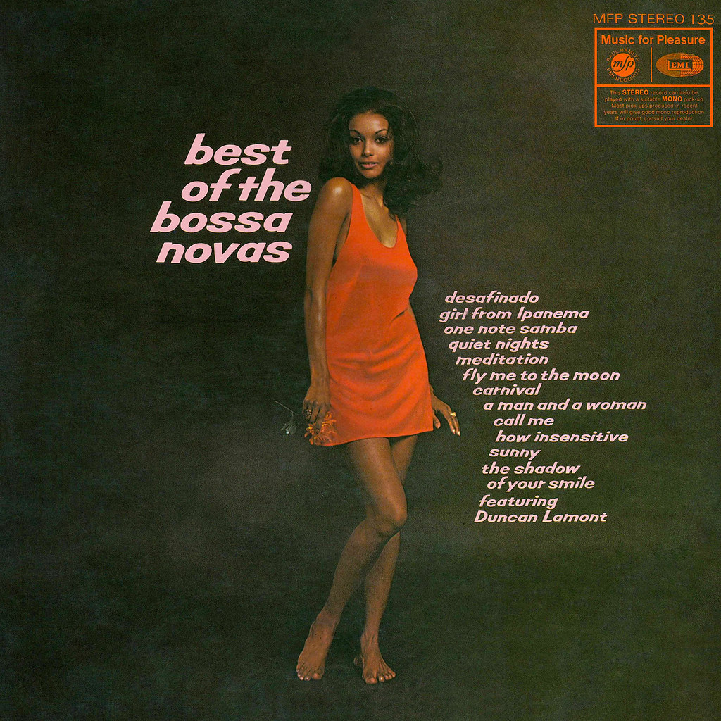 Duncan Lamont - Best of the Bossa Novas