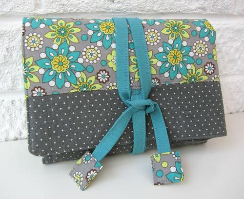 Flowery art wrap 2