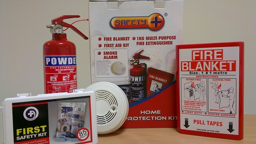 home safety kit (2) by Pyrogard