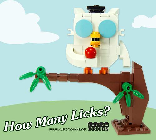 Lego Mr. Owl