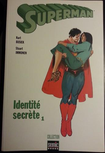 superman- identité secrète tome 1