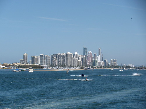 Main Beach and Surfers Paradise by holidaypointau