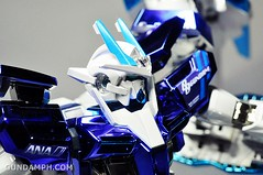 ANA 00 Raiser Gundam HG 1-144 G30th Limited Kit OOTB Unboxing Review (90)