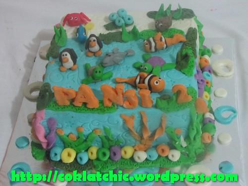 Cake Nemo