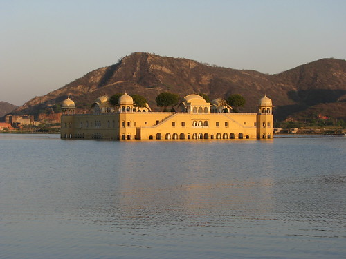 The Jal Mahal in Jaipur Rajasthan by mdashf