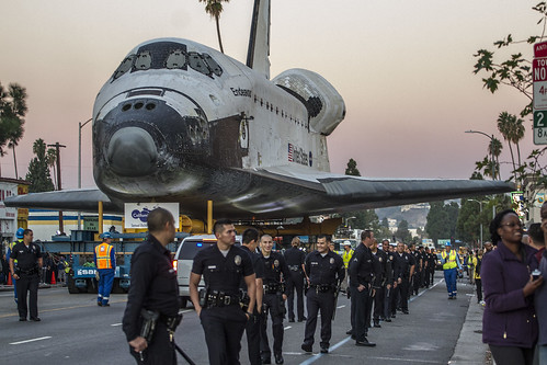 Space Shuttle Endeavour by RoyceFH