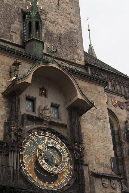 Reloj astronómico
