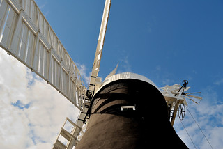 Holgate windmill October 2012