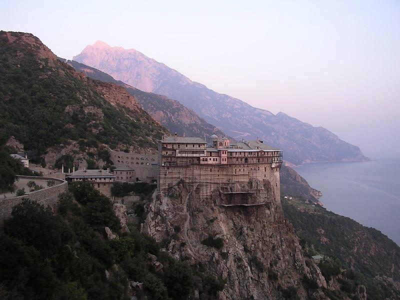 The Holy Mount Athos - World Public Forum Dialogue of Civilizations