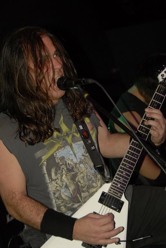 Matt Harvey of Exhumed
