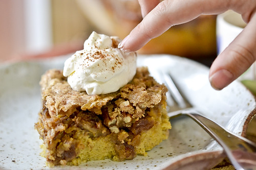 Pecan Pumpkin Crunch 2