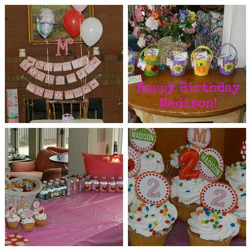 Madison's 2nd Birthday