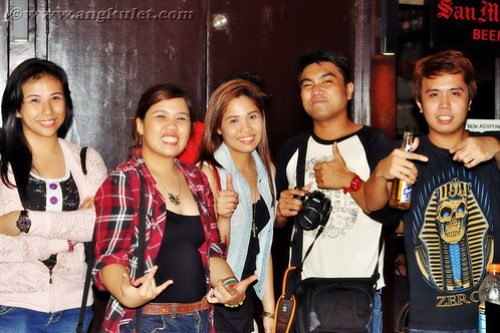 Crossfade Productions at Route 196 - Oct 26, 2012