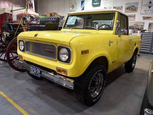 1970 International Scout 100A