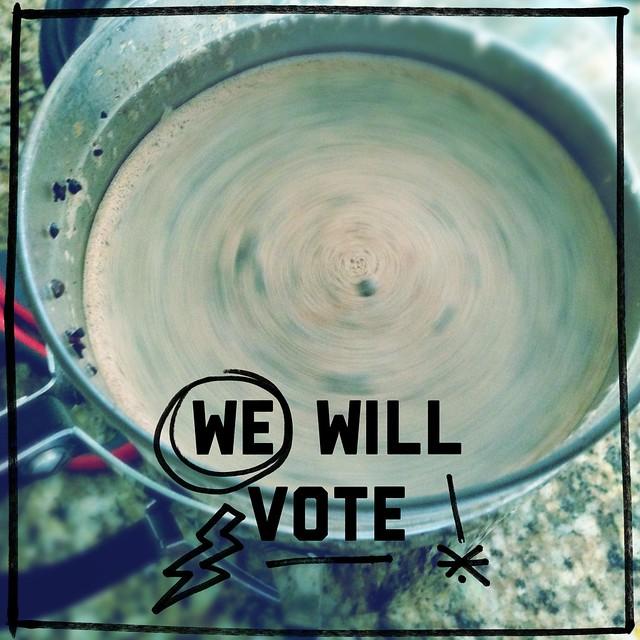We Will Vote