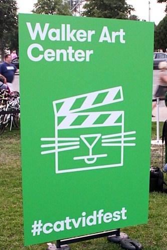 walker art center International Cat Video Festival