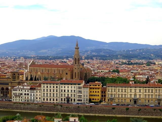 Piazzale Michelangelo (Michelangelo Square)-007