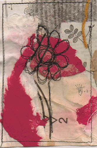 mini collage flower