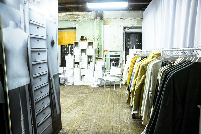 MAISON MARTIN MARGIELA with H&M Global Fashion Event - Location Shots