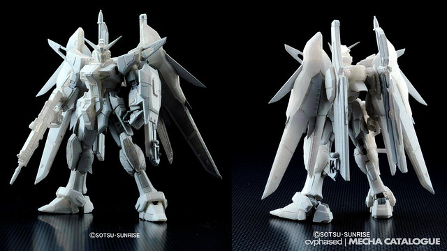 Upcoming Gundam Releases - Prototype Images