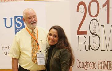 Carl Cowen y Eva Gallardo