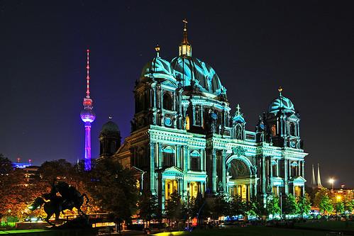 Berliner Dom by joergschickedanz