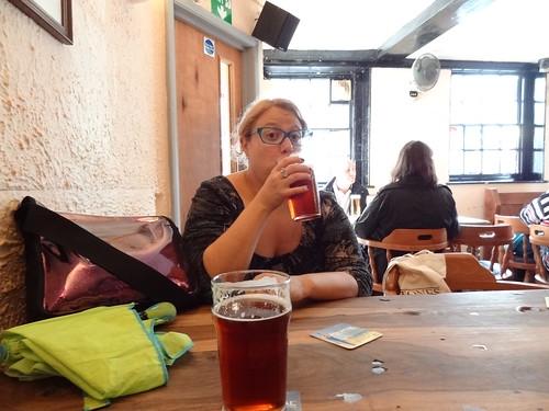 Ale in Canterbury Pub 2