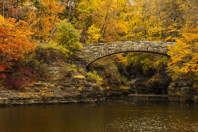 Sackett Foot Bridge