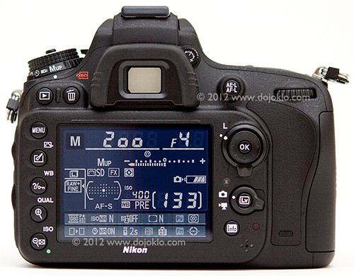 Nikon D600 buttons controls book manual guide how to use learn autofocus tutorial