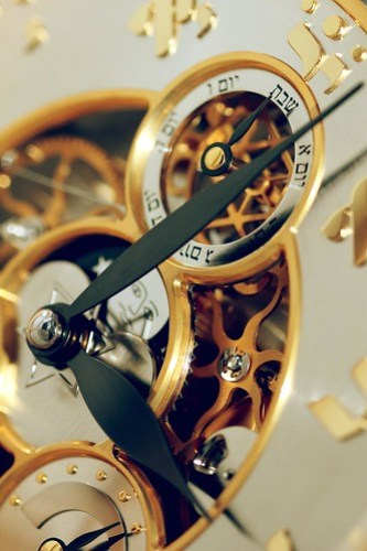 Clock - Shabbat dial