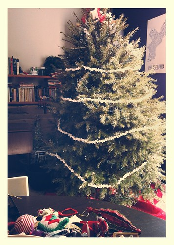 Christmas is Over (and half undone)