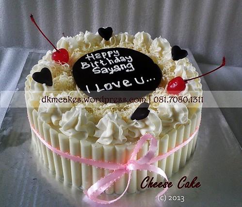 DKMCakes, kue ulang tahun jember, cheesecake jember,