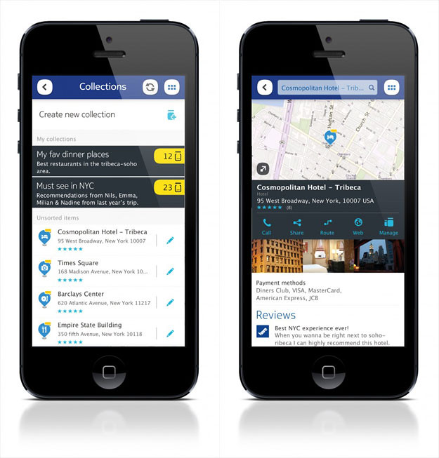 Nokia Here: Mapas para iOS, Android, Windows Phone y Firefox OS