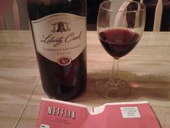 Netflix & Wine