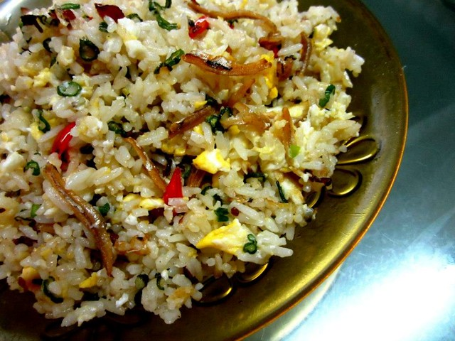 Kampung-style fried rice