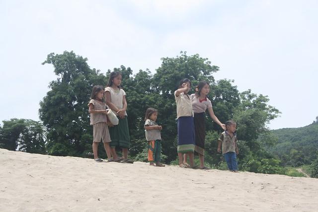 Laotian Kids