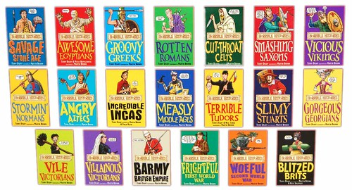 Horrible Histories collection