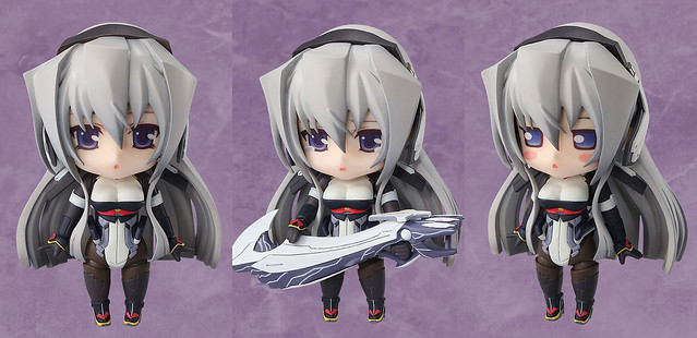 Nendoroid Horizon Ariadust: Uniform version