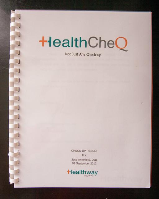 HealthCheckQ-1