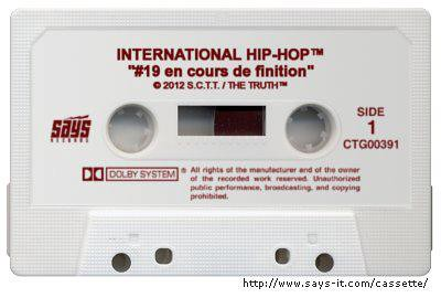 International Hip-Hop by Pegasus & Co