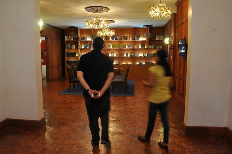 Ferdinand Marcos Room